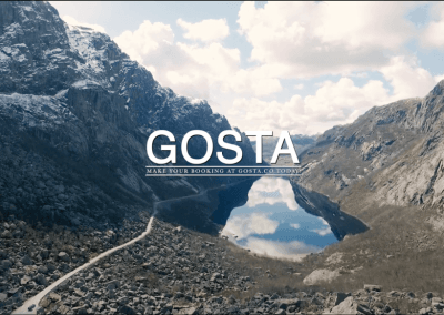 Dronefilm Gosta