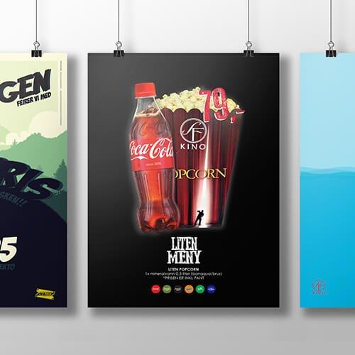 SF Kino plakater