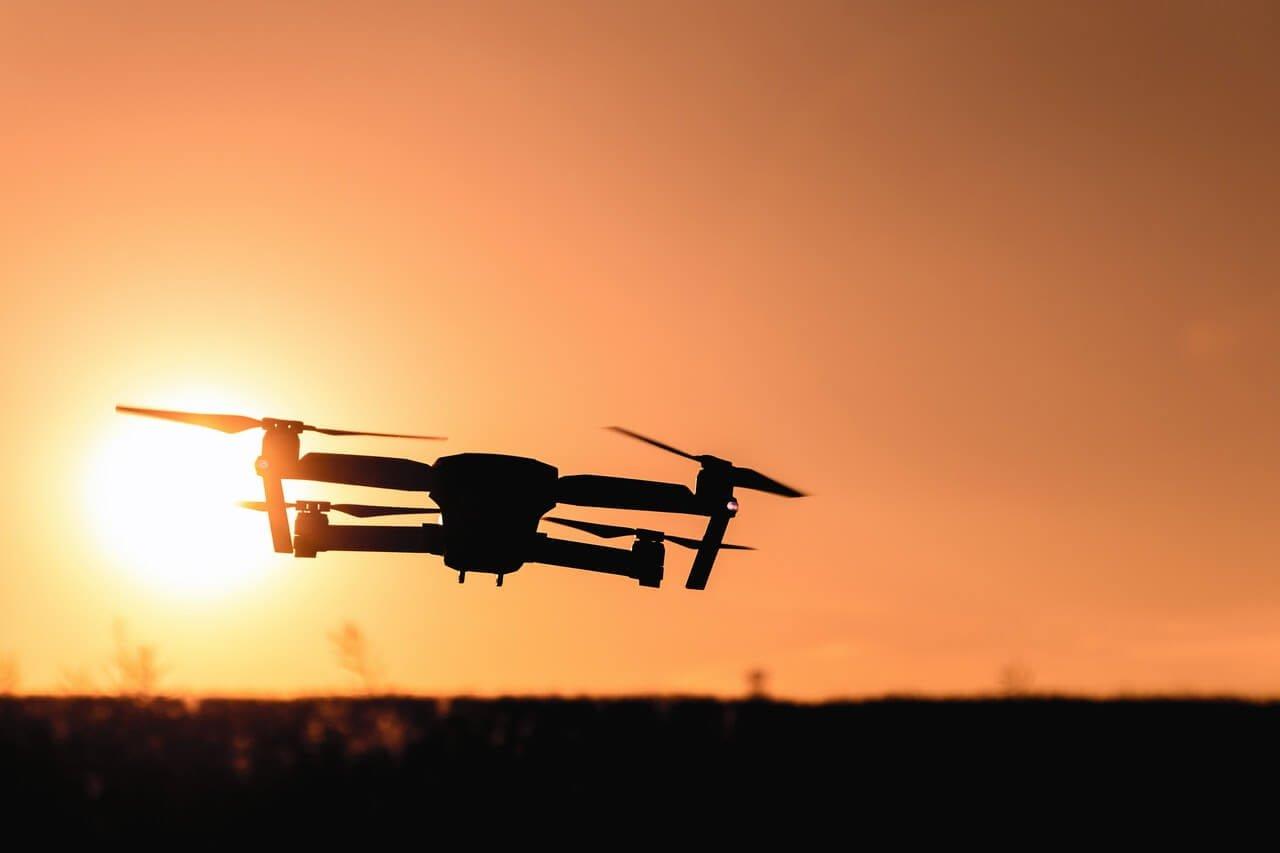 drone mavic 1