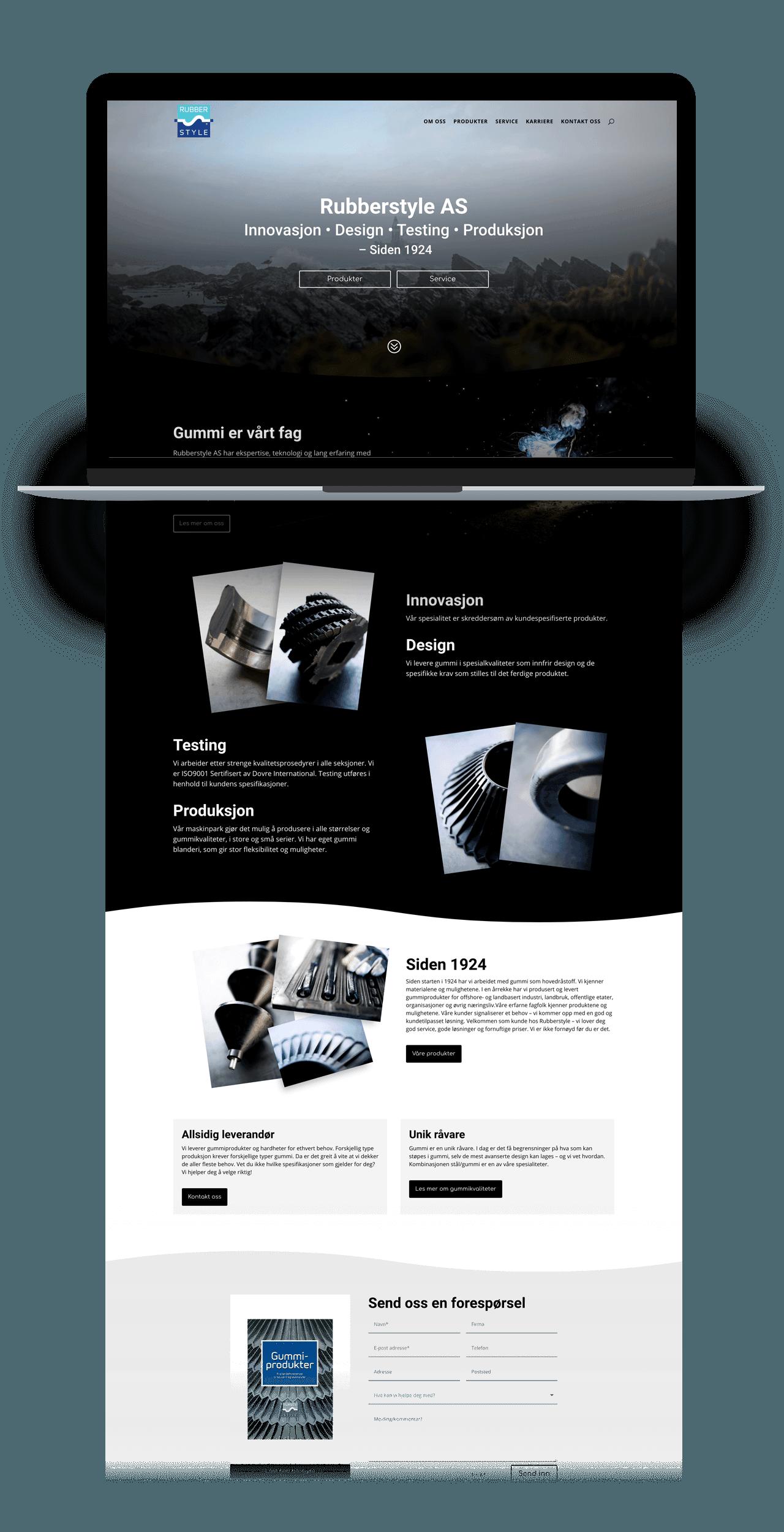 rubberstyle website