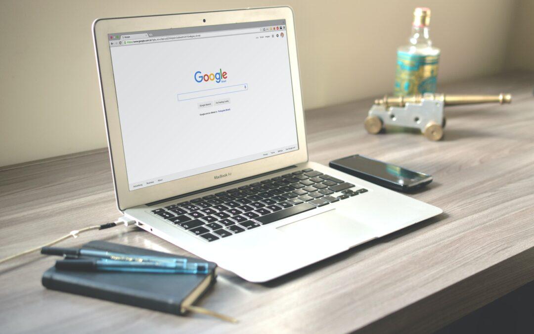Google Min Bedrift / Google My Business – hva er det, og hvorfor trenger jeg det?