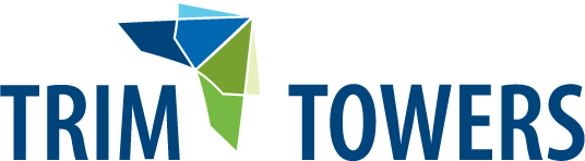 trim towers logo