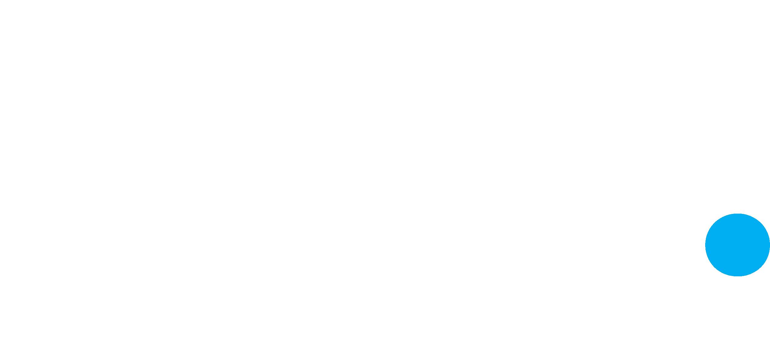 Bølgen Media Hvit logo